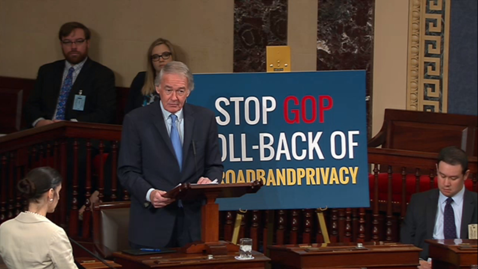 theverge.com - US Senate votes to let internet providers share your web browsing history without permission