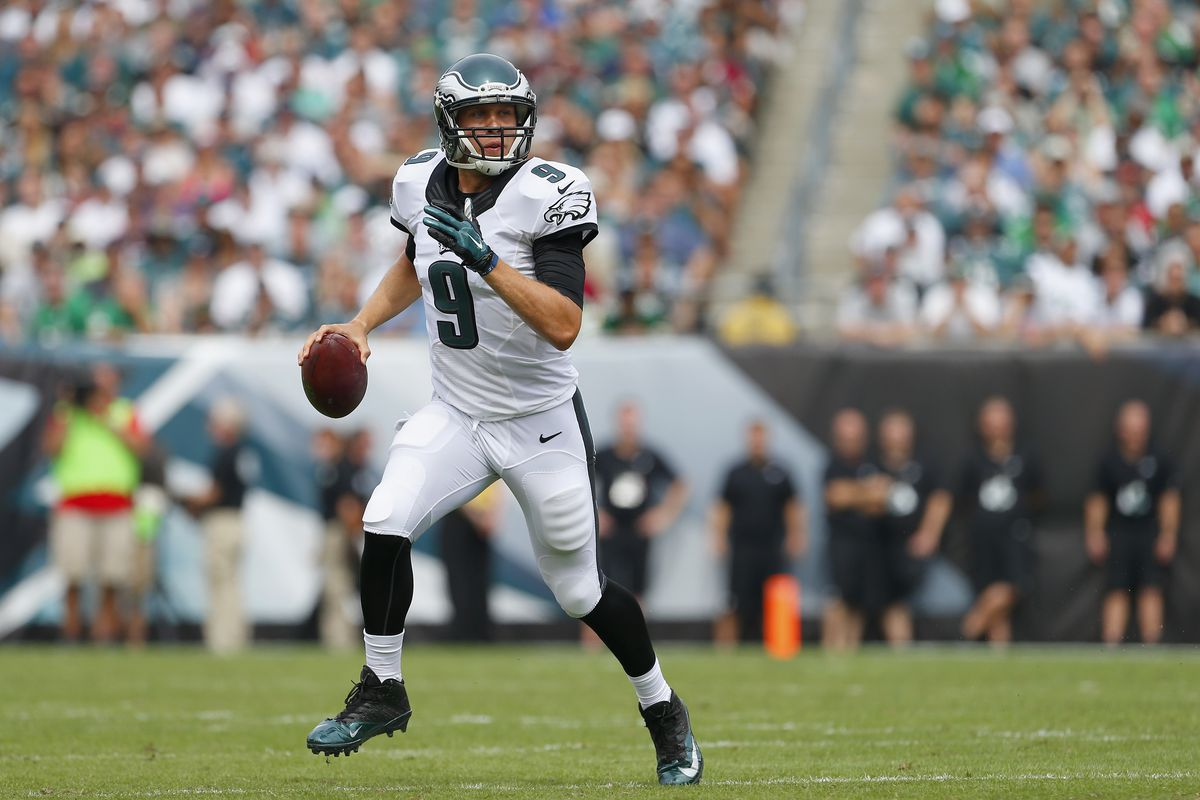 QB Nick Foles Returns To Eagles