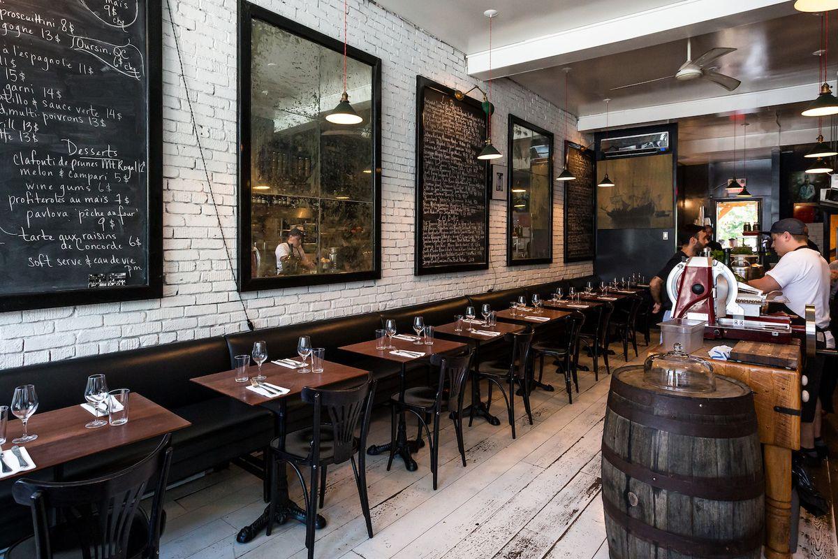 Why don 39 t more montreal restaurants serve breakfast for Restaurants that serve brunch