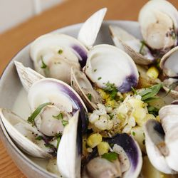 Bloomfield's clams