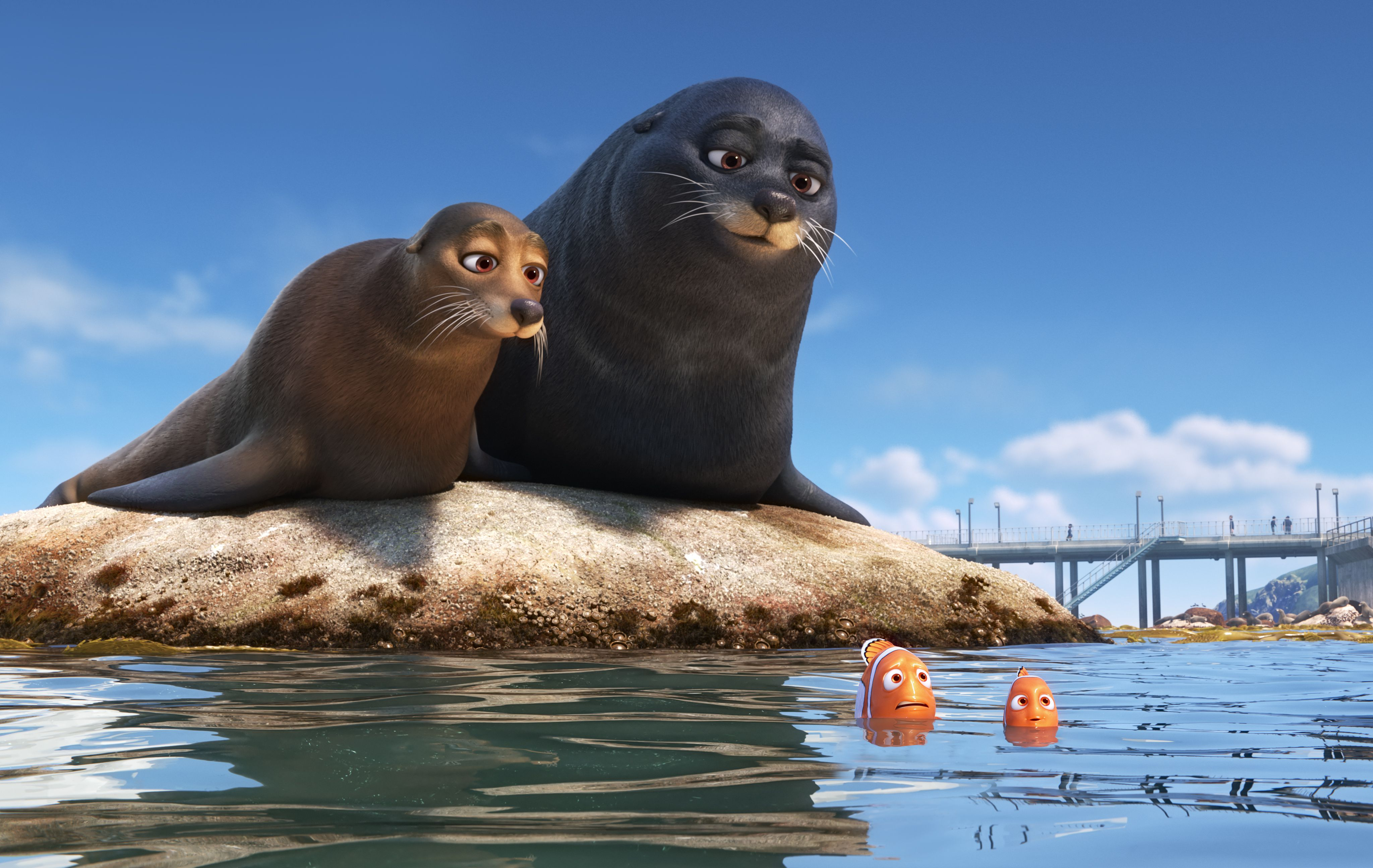 finding dory review it isn t about family it s about living finding nemo