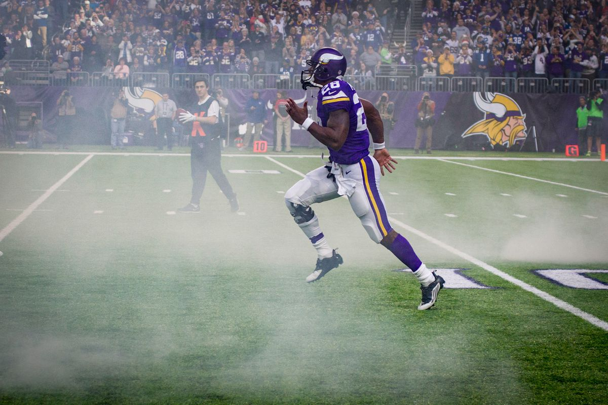Seahawks rumors: Jamaal Charles to compete with Adrian Peterson, Latavius Murray