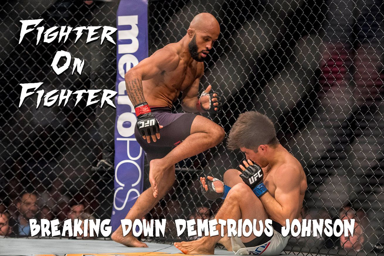 community news, Fighter on Fighter: Breaking down UFC on FOX 24's Demetrious Johnson