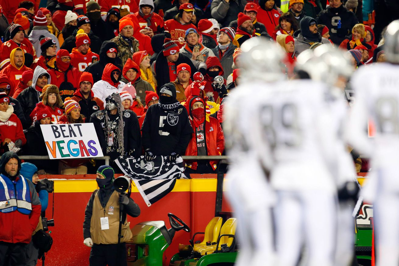 Chiefs fans are lucky to have football in Kansas City