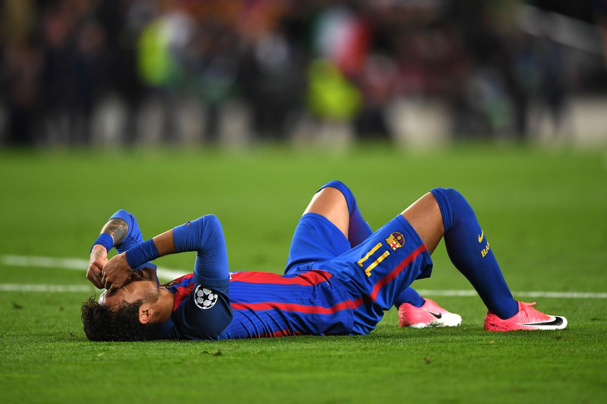 Barcelona loses appeal on Neymar's suspension