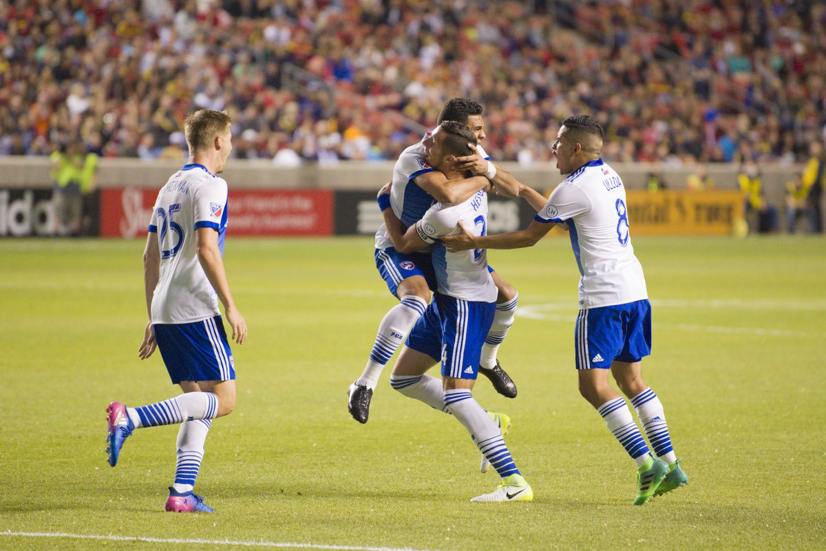 FC Dallas remains unbeaten with 1-1 draw against NYCFC