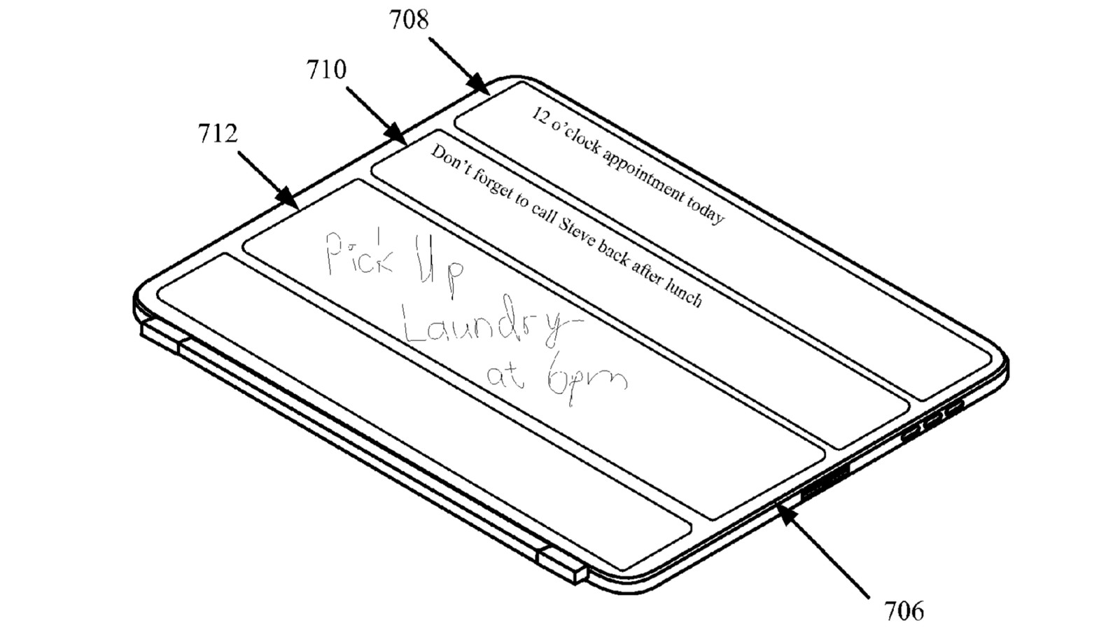 Apple just got a patent for an iPad cover with its own flexible display | The Verge