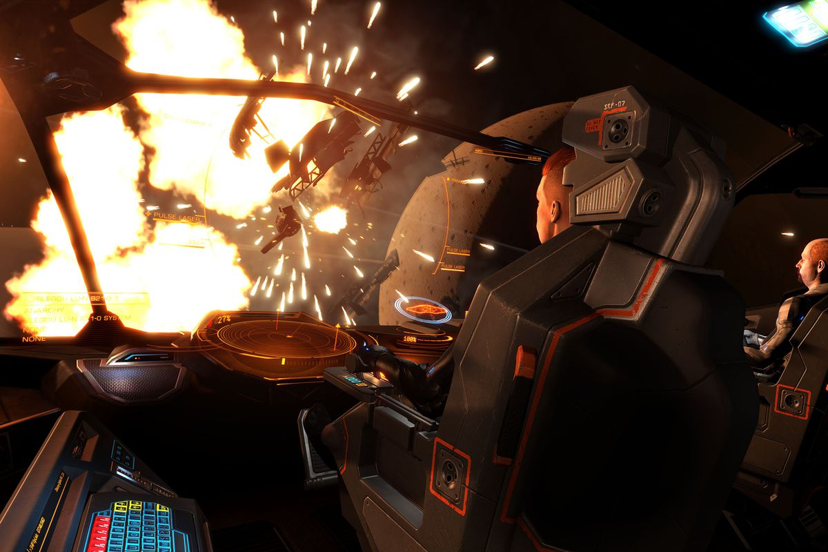 Planet Coaster & Elite: Dangerous to Get Retail Releases Later This Year