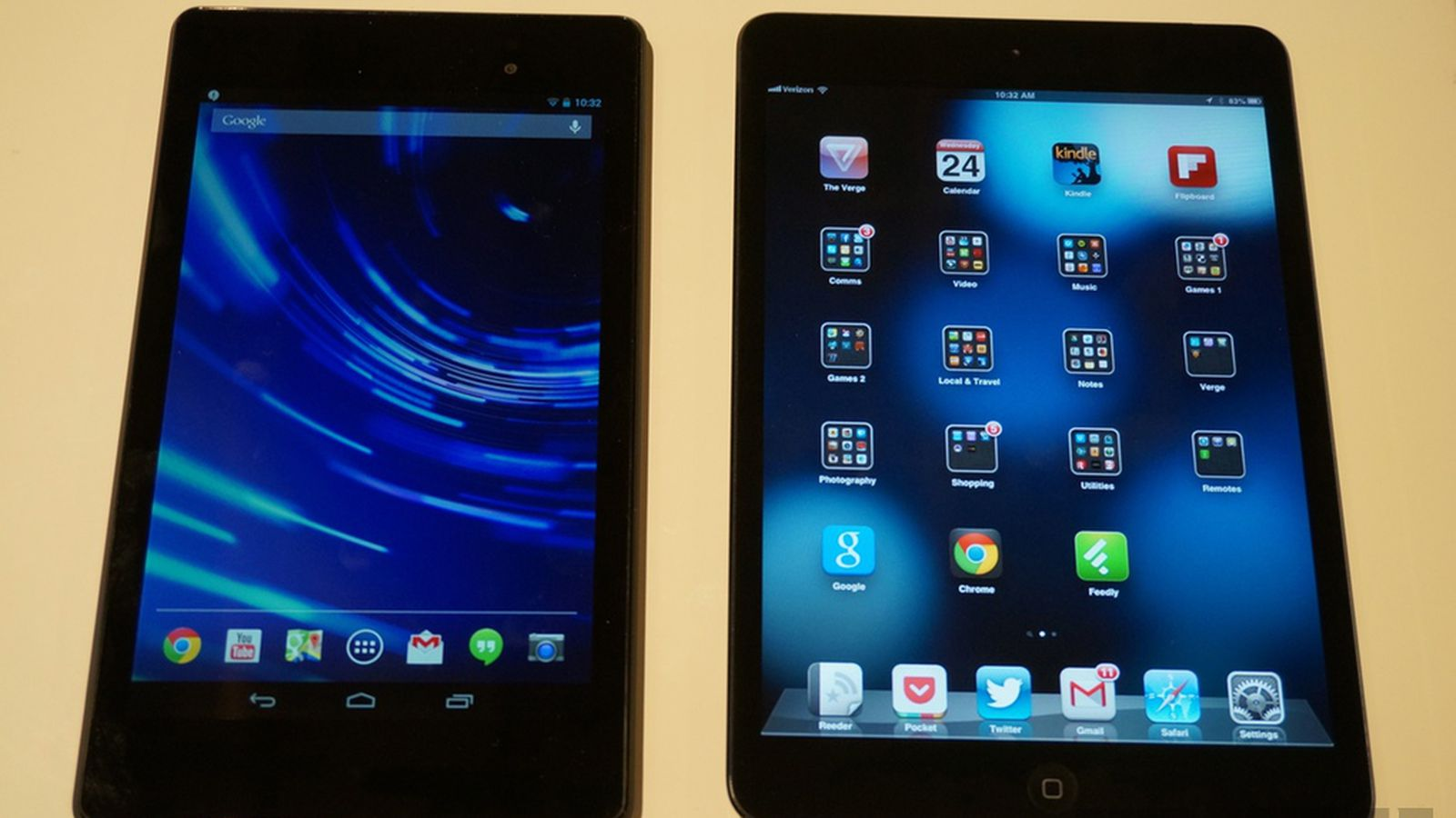 IPad 4 x Nexus 7: Which of is the Best?