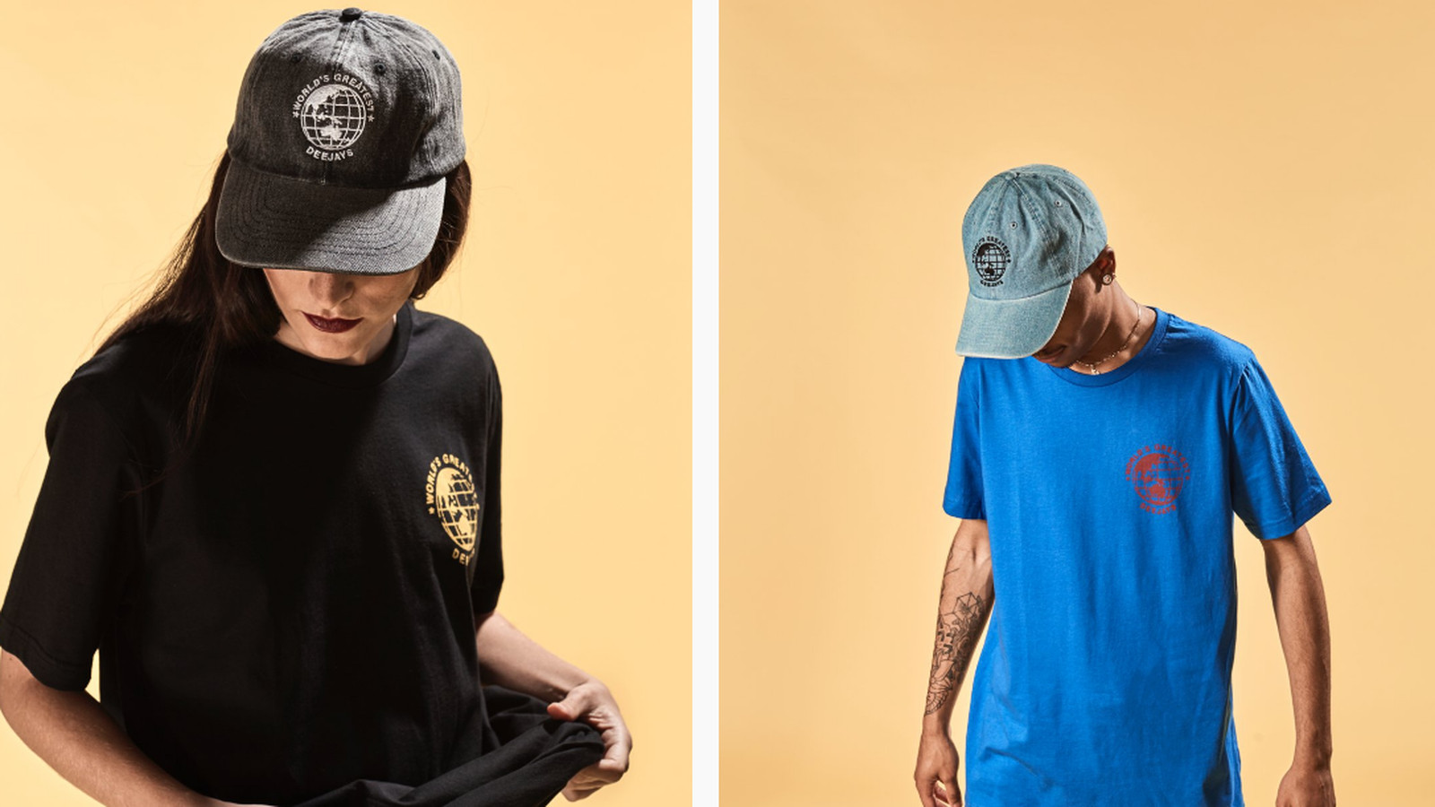 Genius launches a clothing line inspired by pop culture from 1997