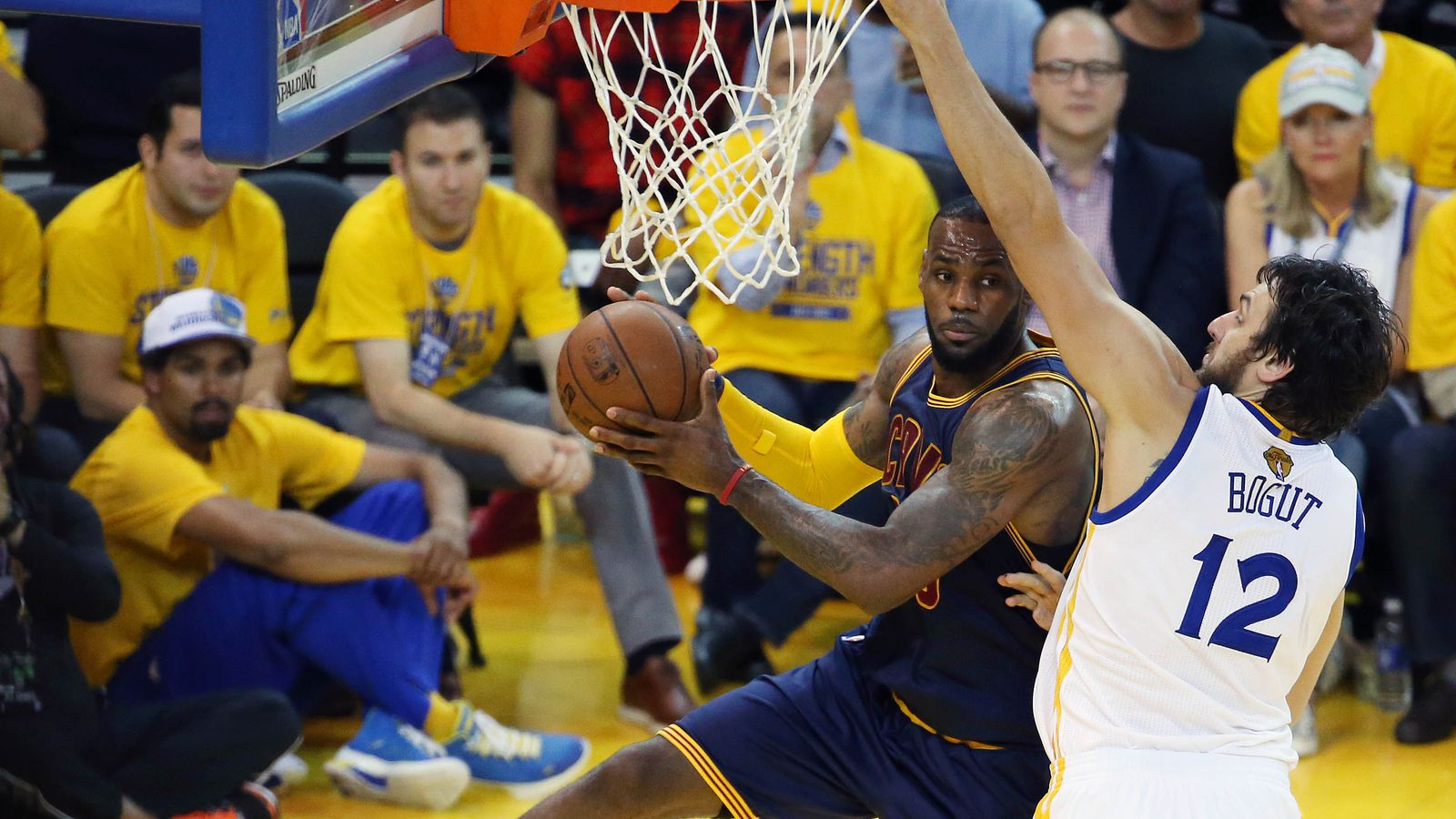 Cavaliers vs. Warriors final score, 2015 NBA Finals: 3 things we learned as LeBron James carried ...