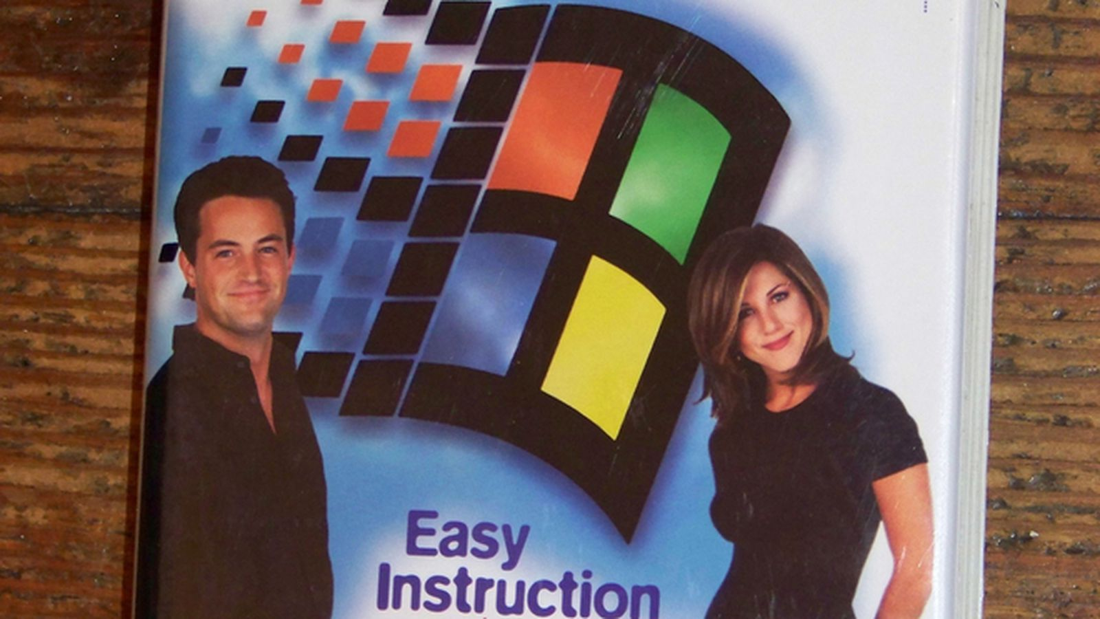 Celebrate 20 Years Of Friends With This Windows 95