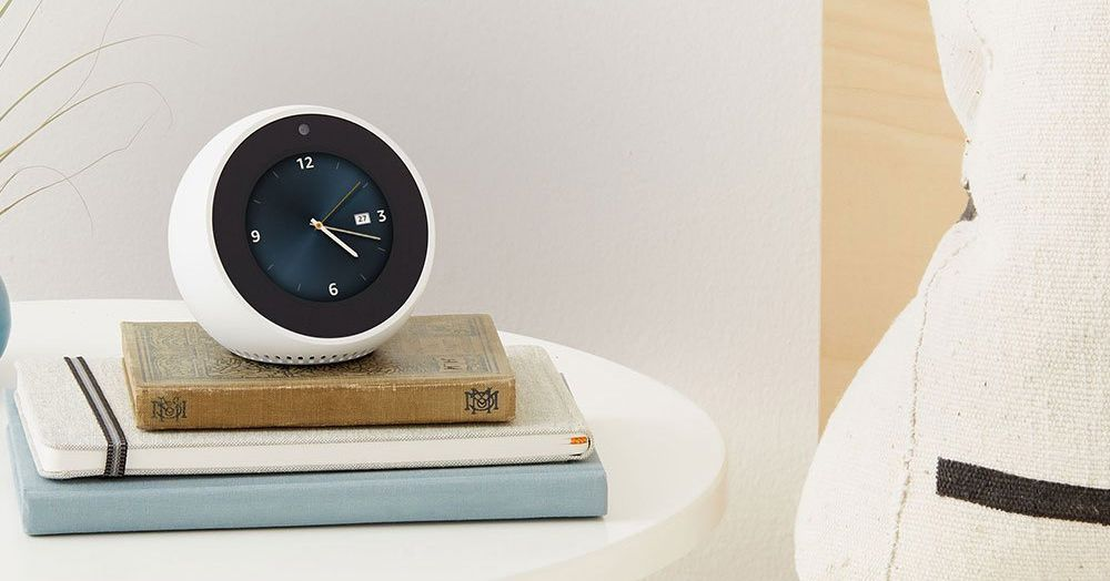 Amazon\'s Echo Spot is a sneaky way to get a camera into your ...
