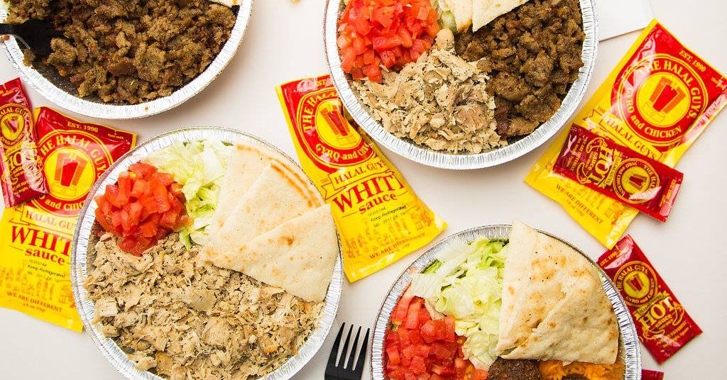 Arrival Of The Halal Guys Makes Bostons Dreams Come True Today
