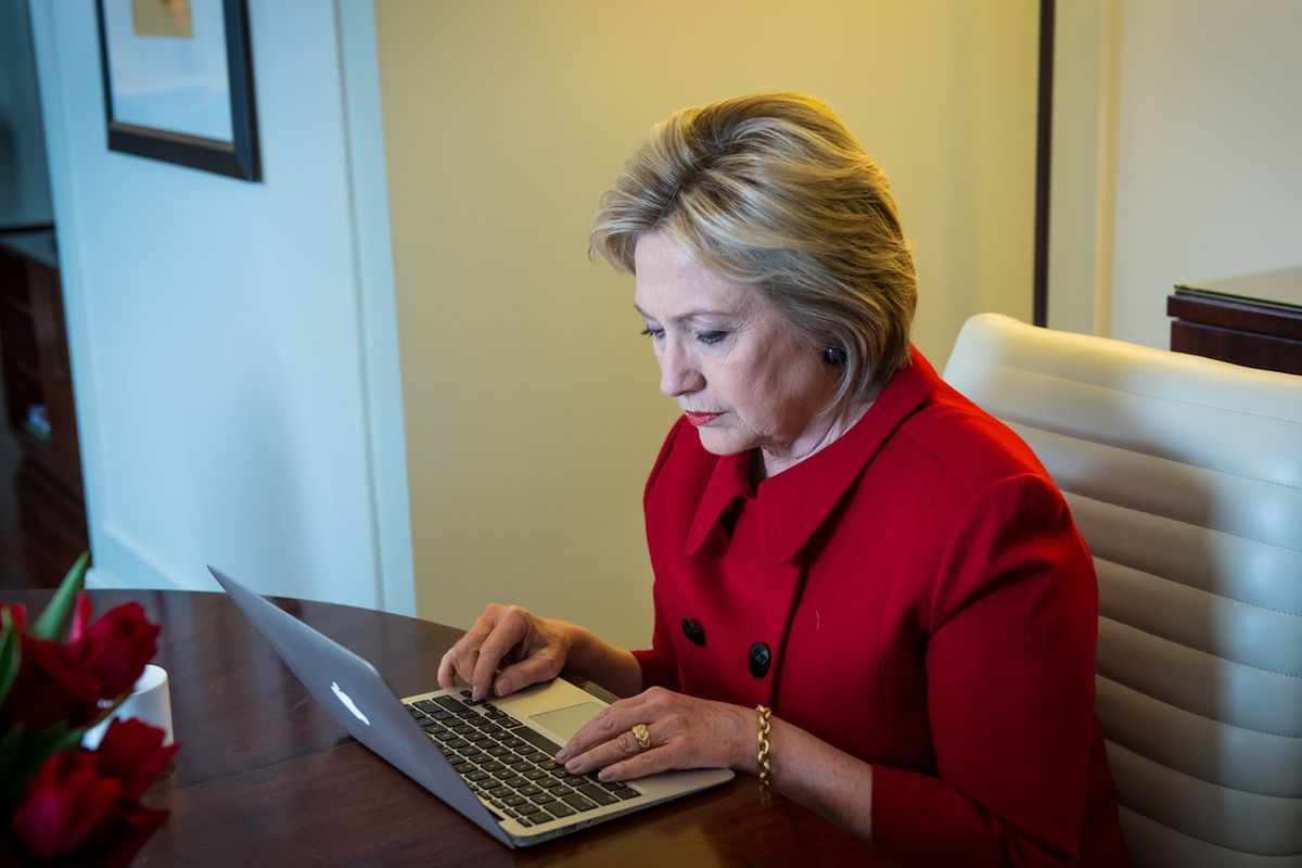 Image result for hillary at recode
