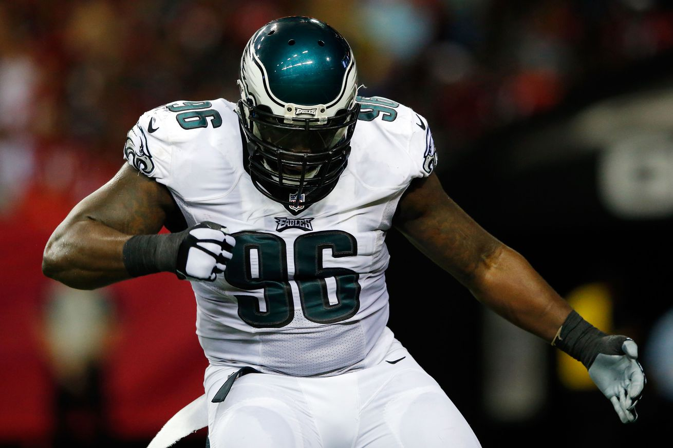 NFL Jerseys NFL - Eagles News: Fletcher Cox and Bennie Logan could be the NFL's best ...