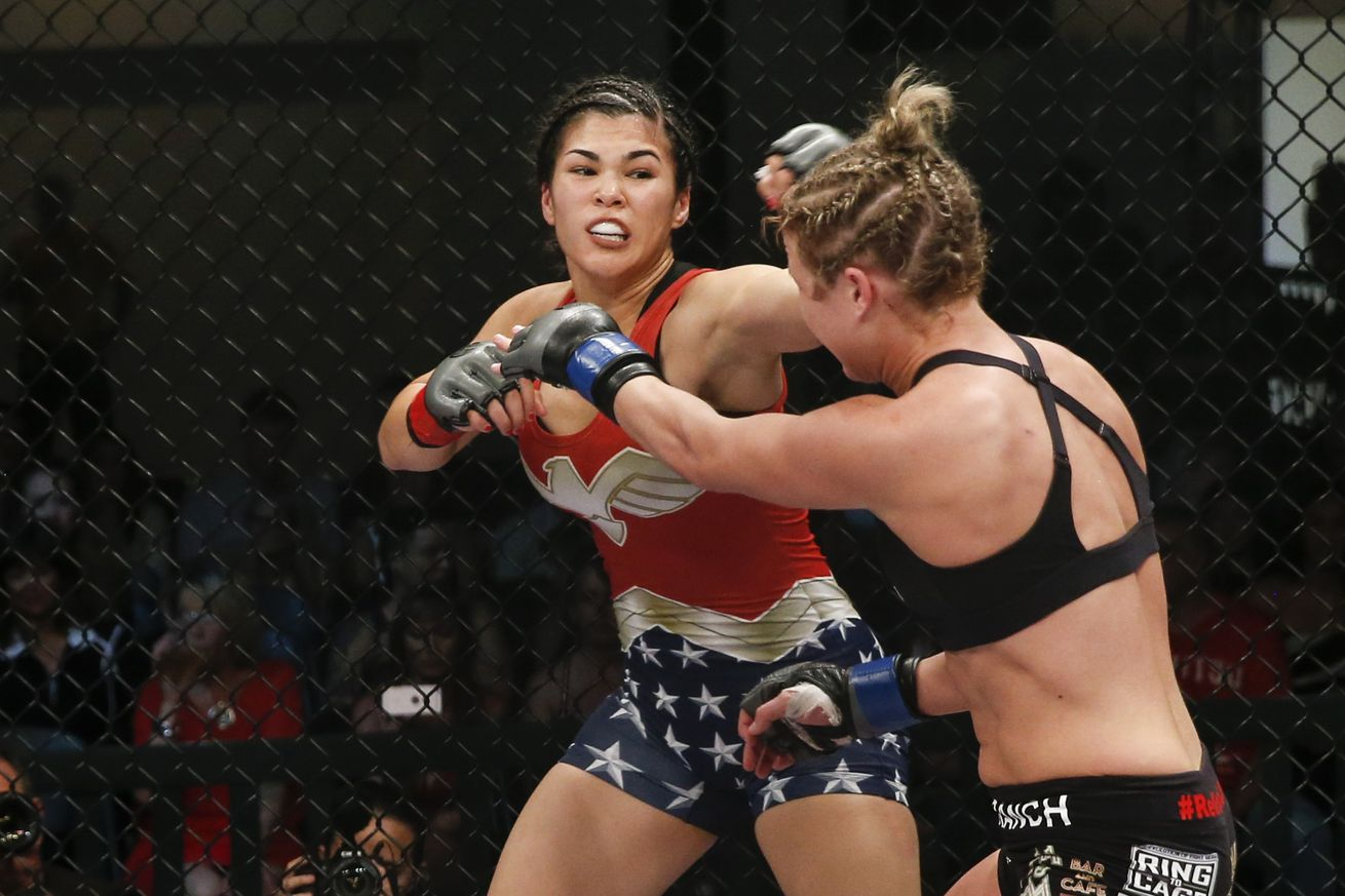 Fight Journal: Rachael Ostovich