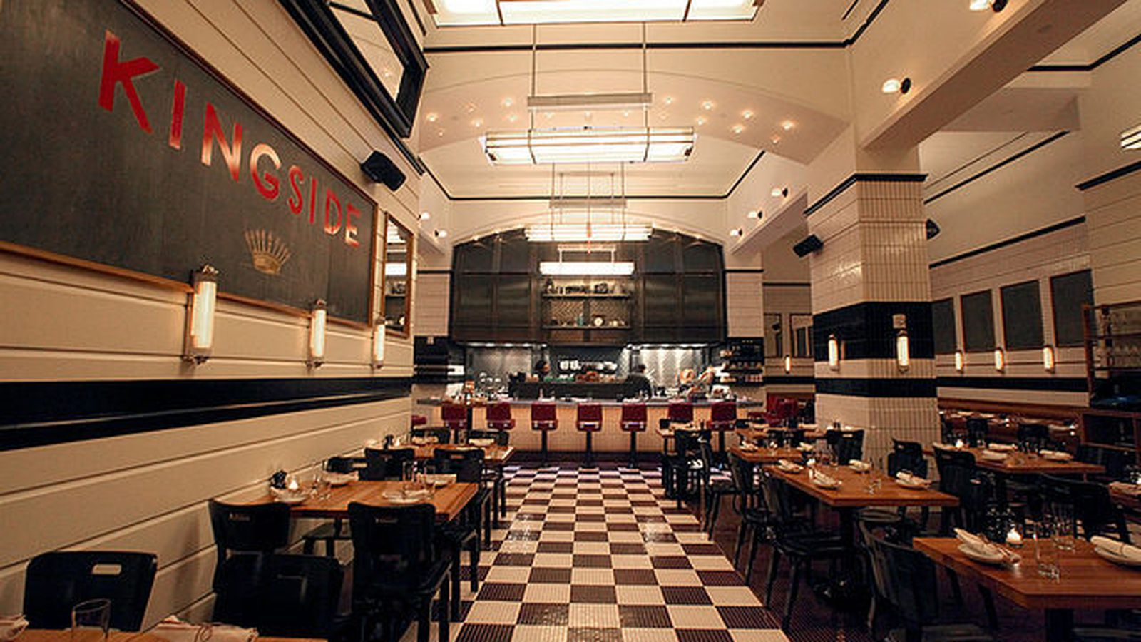 Kingside marc murphy 39 s all day american restaurant eater ny for American cuisine nyc