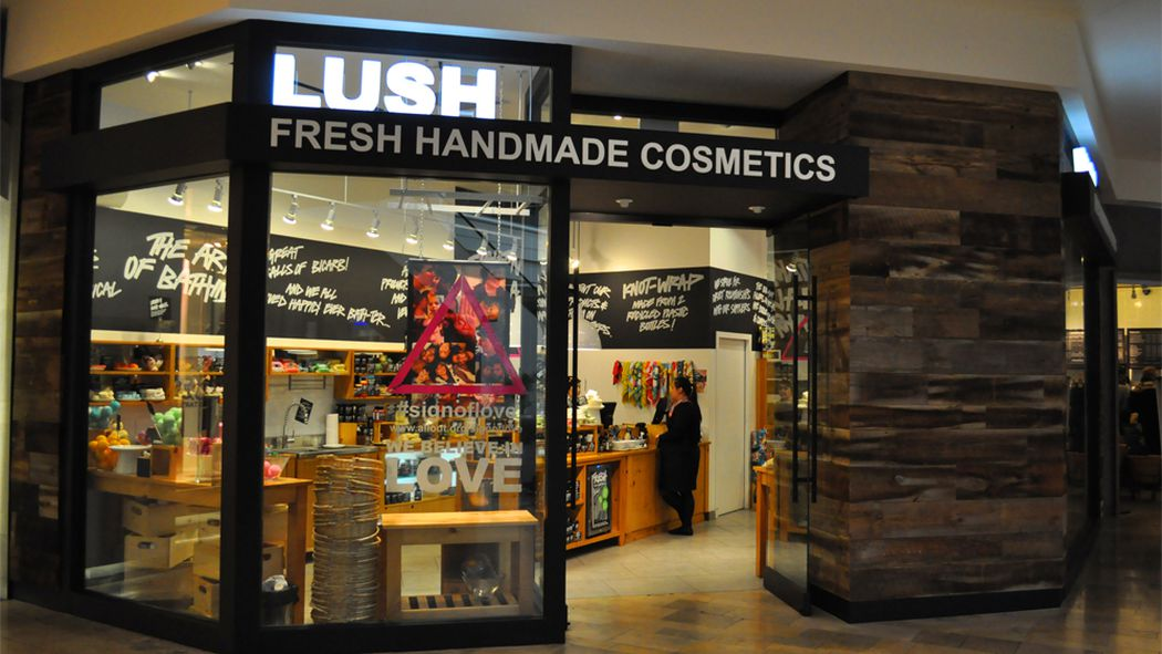 Lush Is About To Bath Bomb The City With Two More Stores Racked Vegas