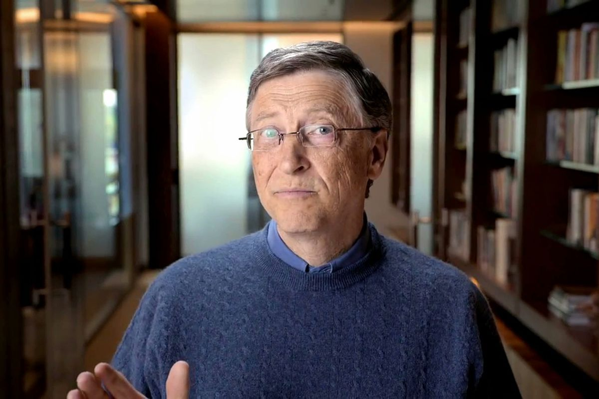 bill gates essay bill gates the three key technologies bill gates  bill gates says the world is better than it s ever been but aid video supercut