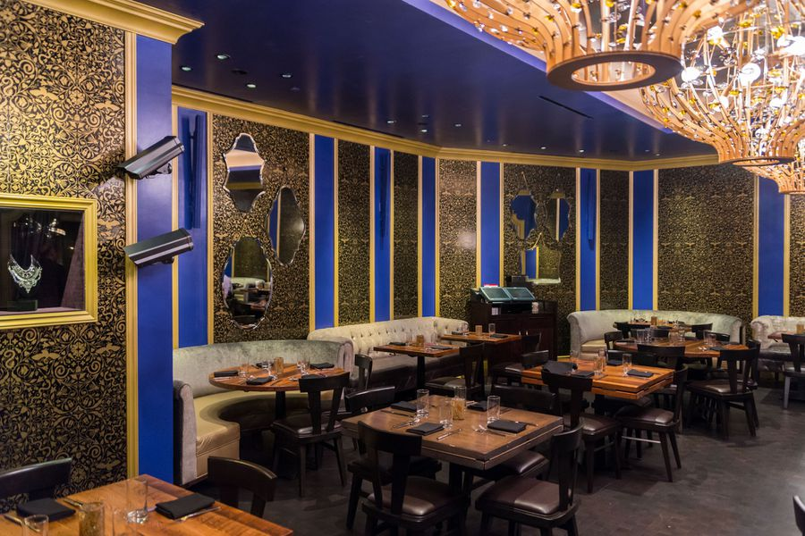Your first walk through beauty essex eater vegas for Best private dining rooms twin cities