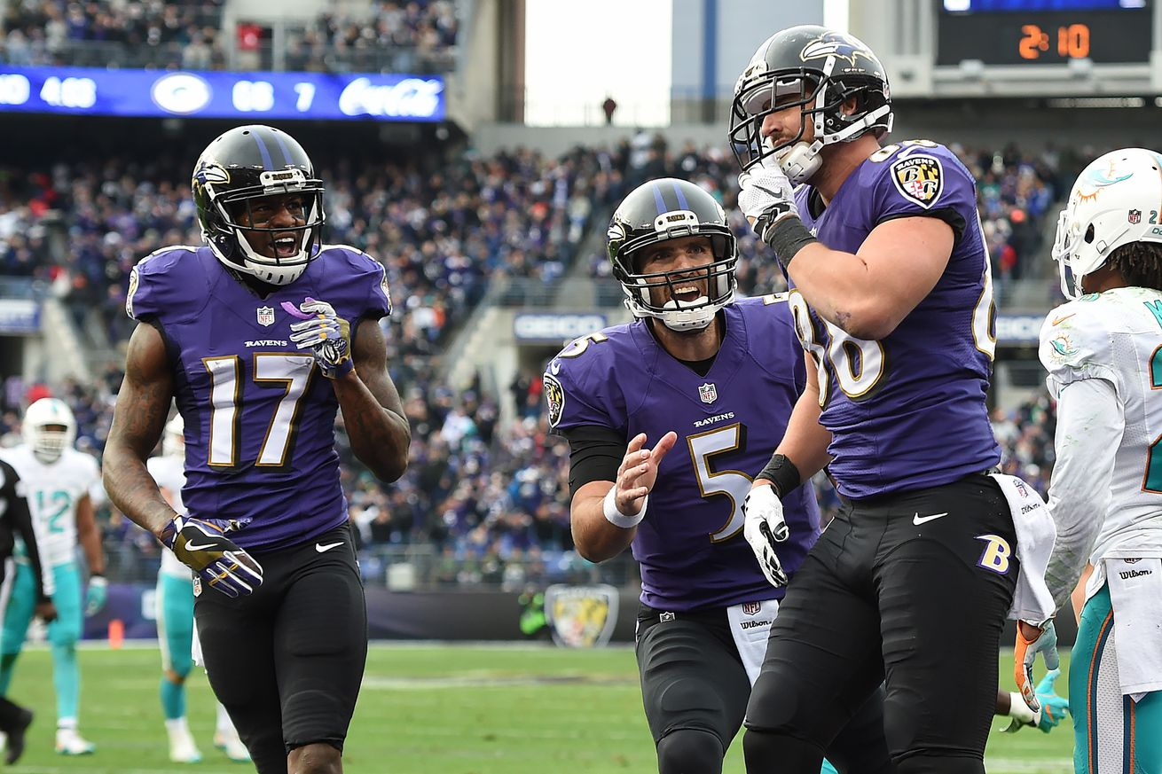 Opinion: Ravens would be foolish to release Dennis Pitta