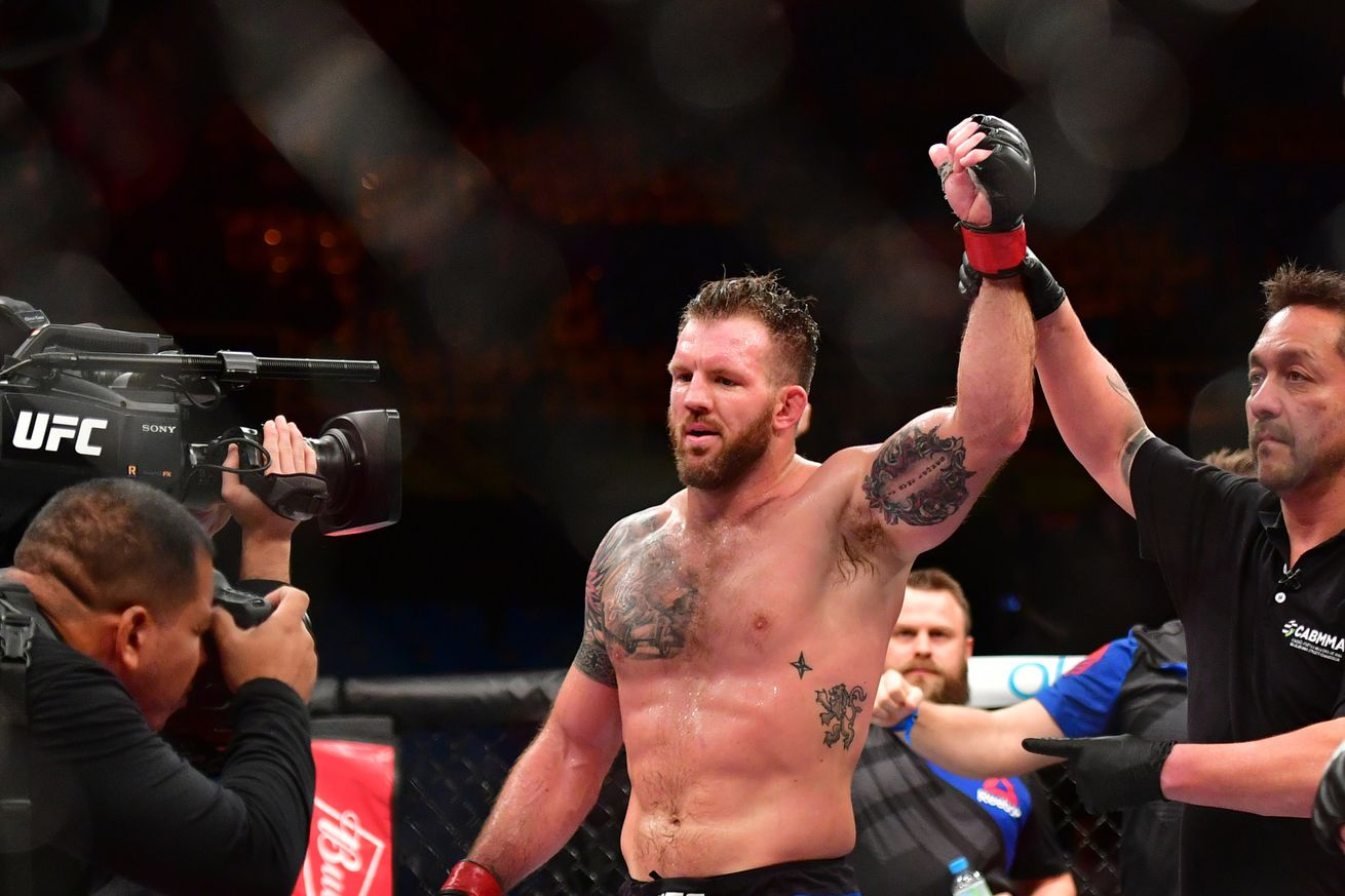community news, Ryan Bader: Winning Bellator MMA title validates all of my hard work