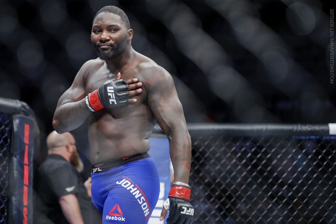 community news, Anthony Johnson vows to be a changed fighter at UFC 210 — even if Daniel Cormier doesn't believe it