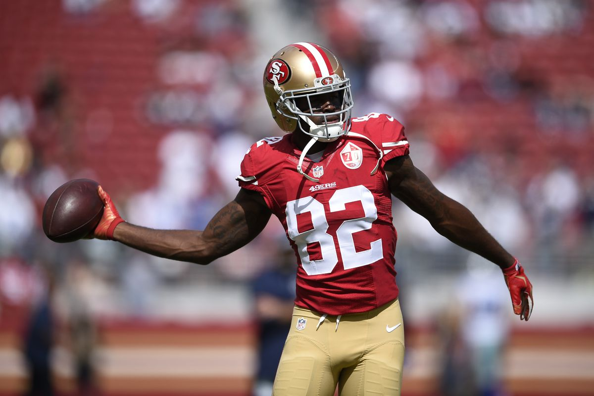 49ers release Smith; Shanahan seeking specific traits