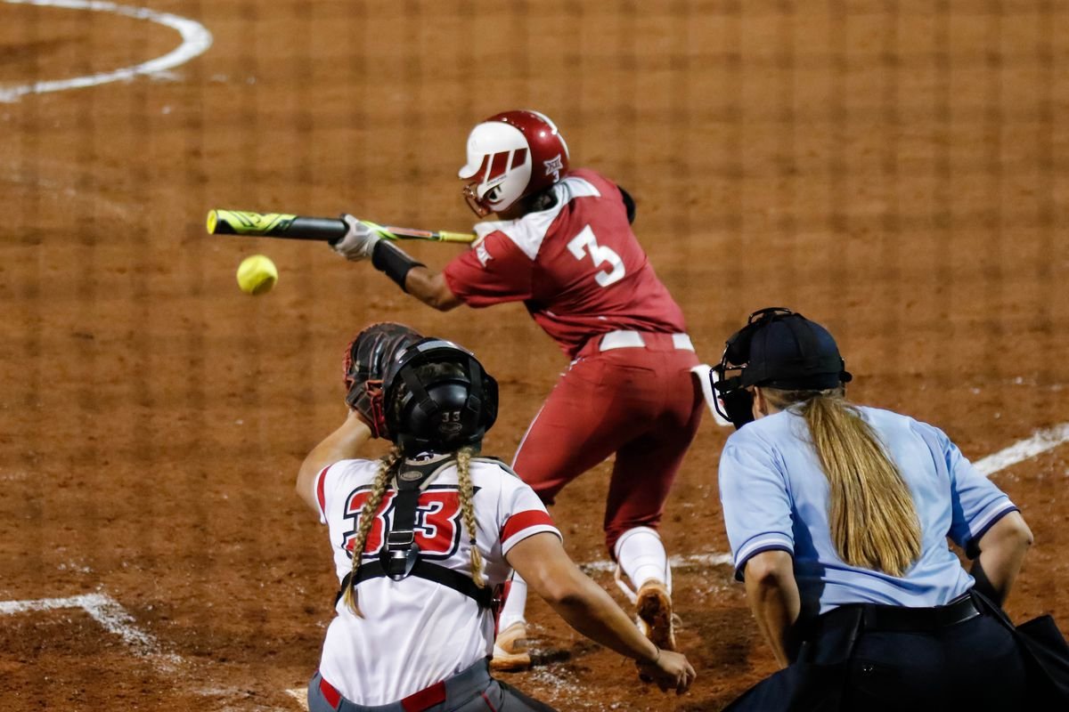 OU softball drops afternoon game, staves off elimination with win over Arkansas