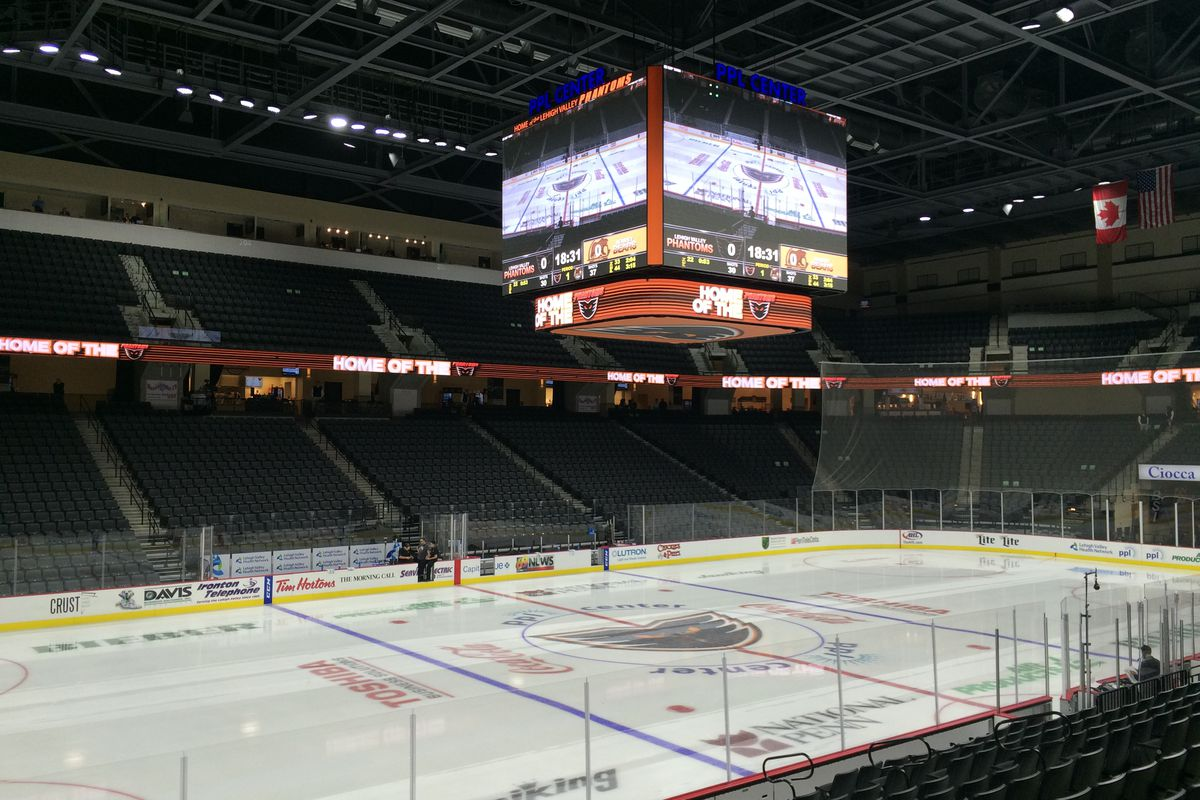 PPL Center to host NCAA ice hockey regionals