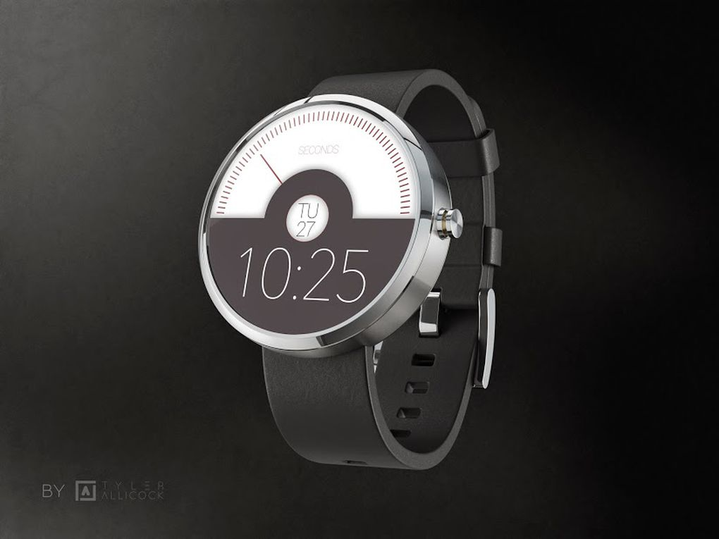 The 10 Best Designs For The Moto 360 Watch Face The Verge
