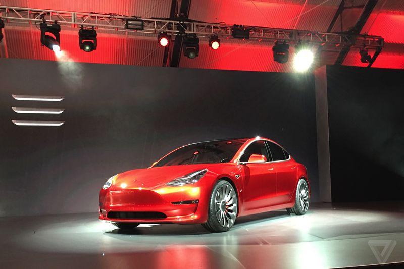 Tesla? Model3