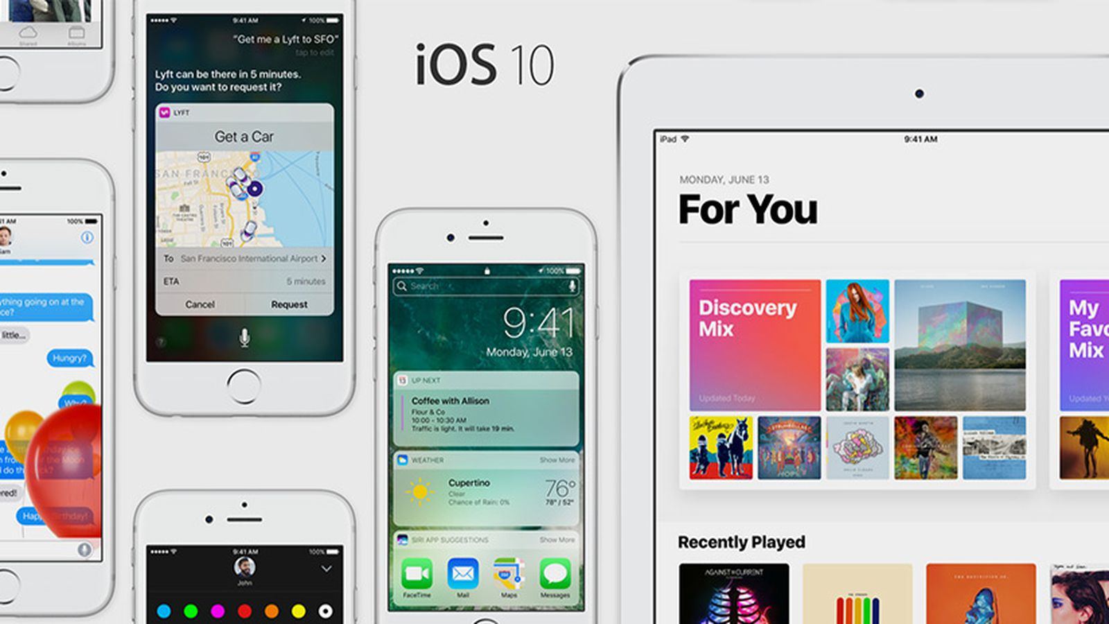 iOS 10 can hide Apple's built-in apps, but won't delete ...