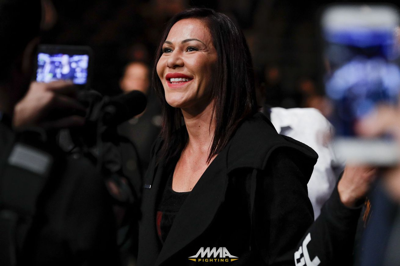 Cris Cyborg thinks it's funny that Germaine de Randamie is asking for Holly Holm rematch
