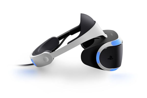 PlayStation VR headset profile