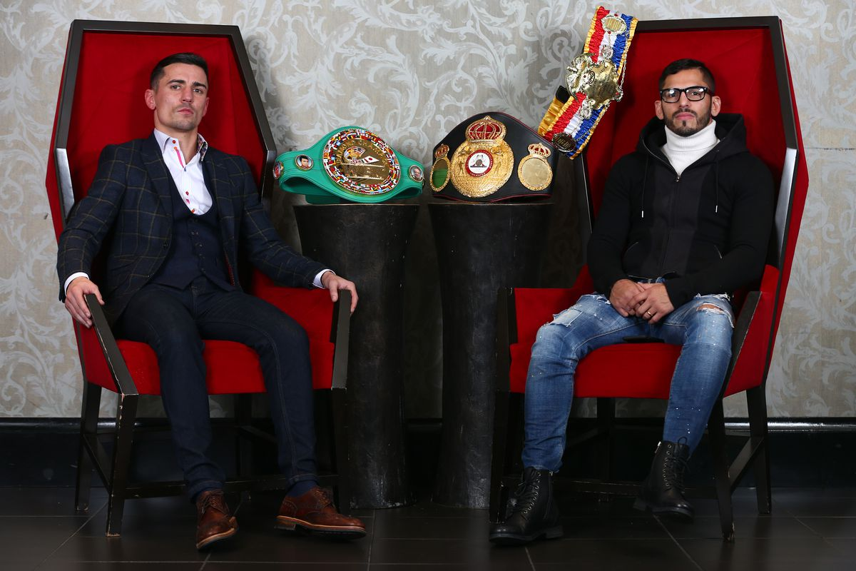 Crolla: 'I'm a stronger fighter now.'