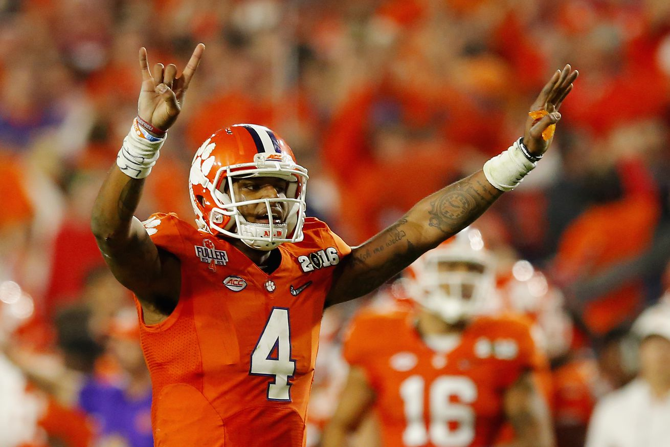 Clemson faces the unknown in opener at Auburn