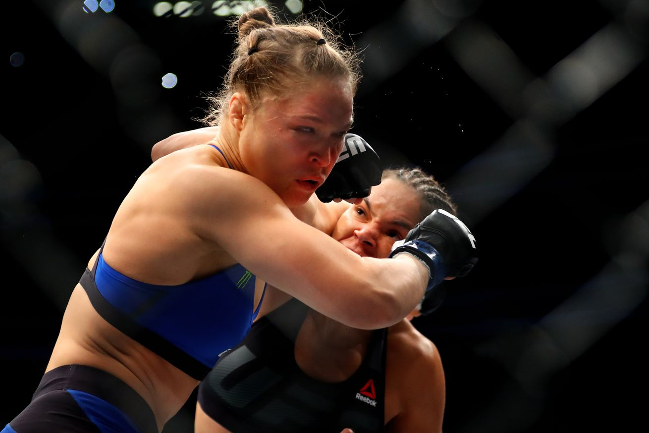 community news, Dana White thinks Ronda Rousey is done with UFC   She's going to start living her life
