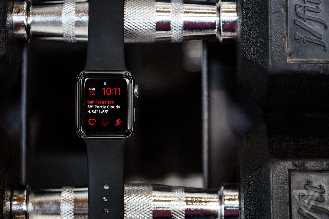 Apple is reportedly working on a sleep tracker for the Apple Watch