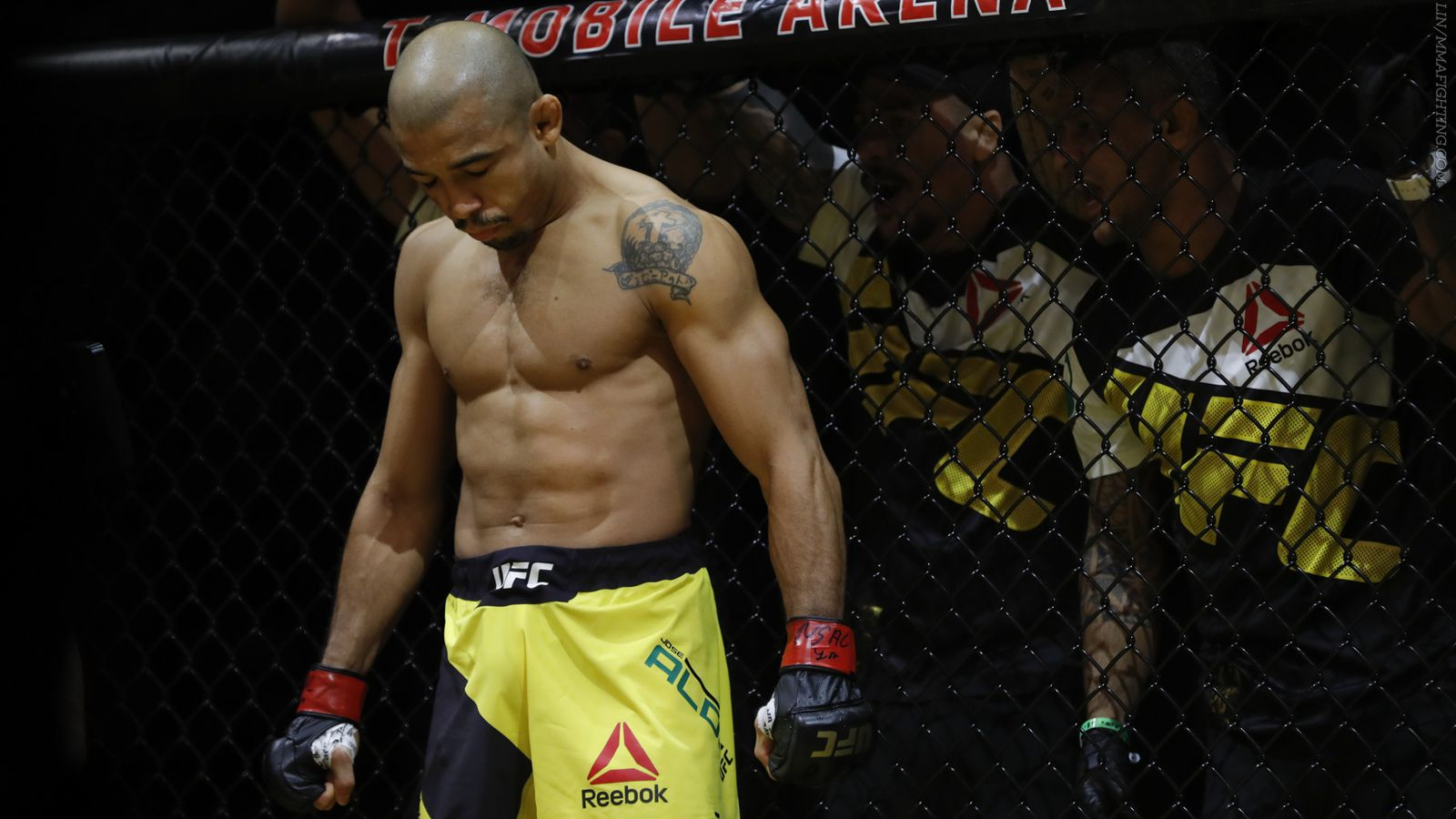 Jose Aldo says nothing's changed after meeting with Dana White, rules out lawsuit