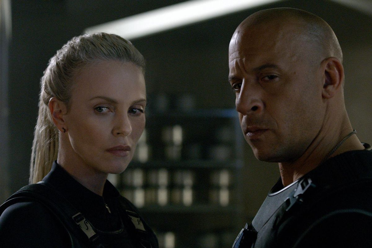 Image result for the fate of the furious movie scenes