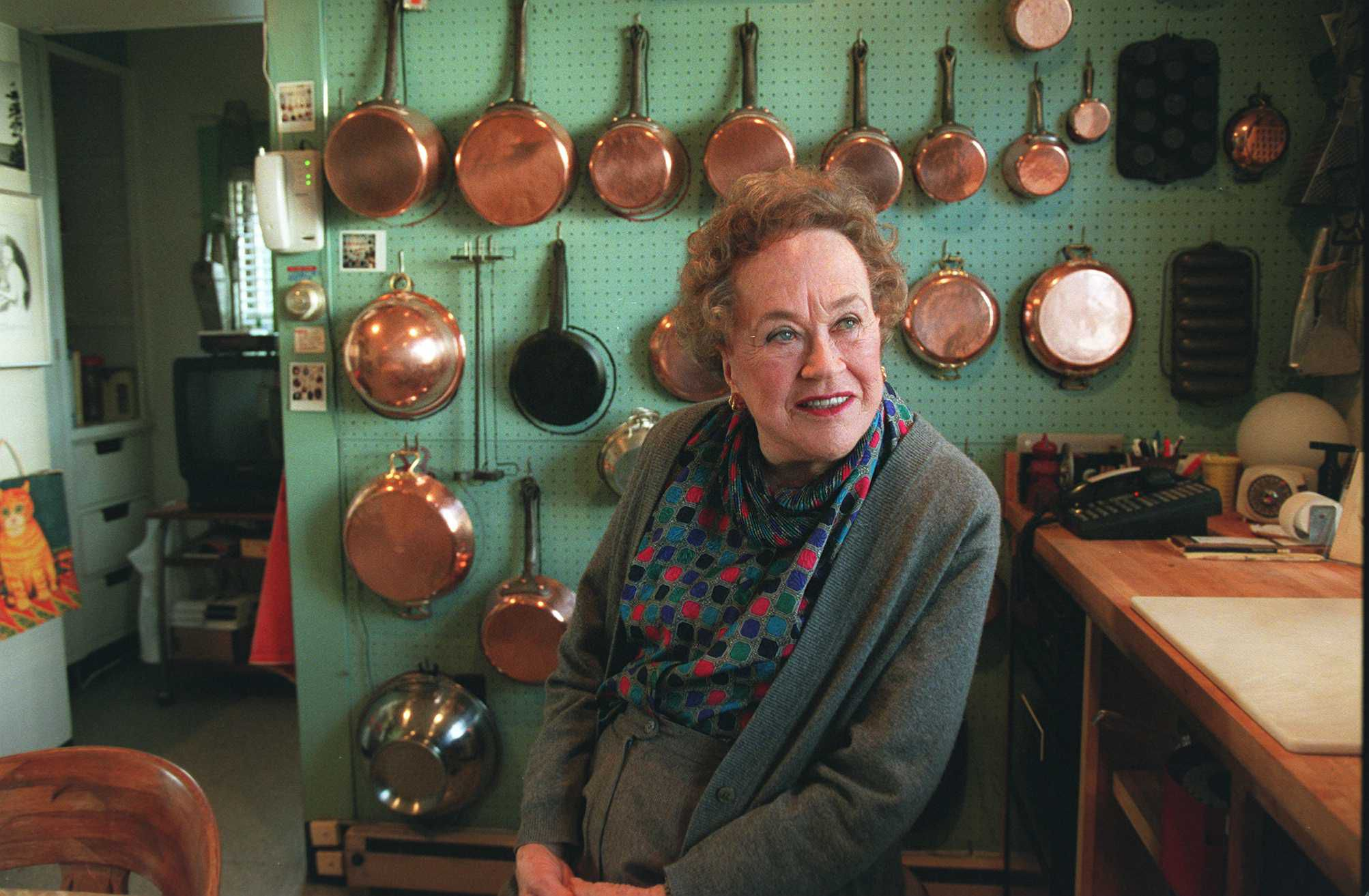 This Is Julia Child S Kitchen See Why It S Perfect Vox