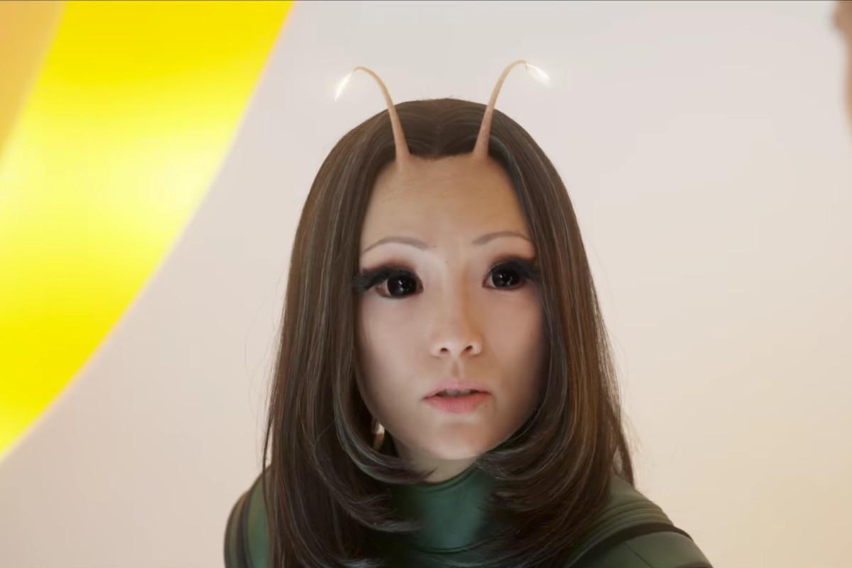 Mantis Creator On 'Guardians Vol. 2': 'That's Not Mantis'