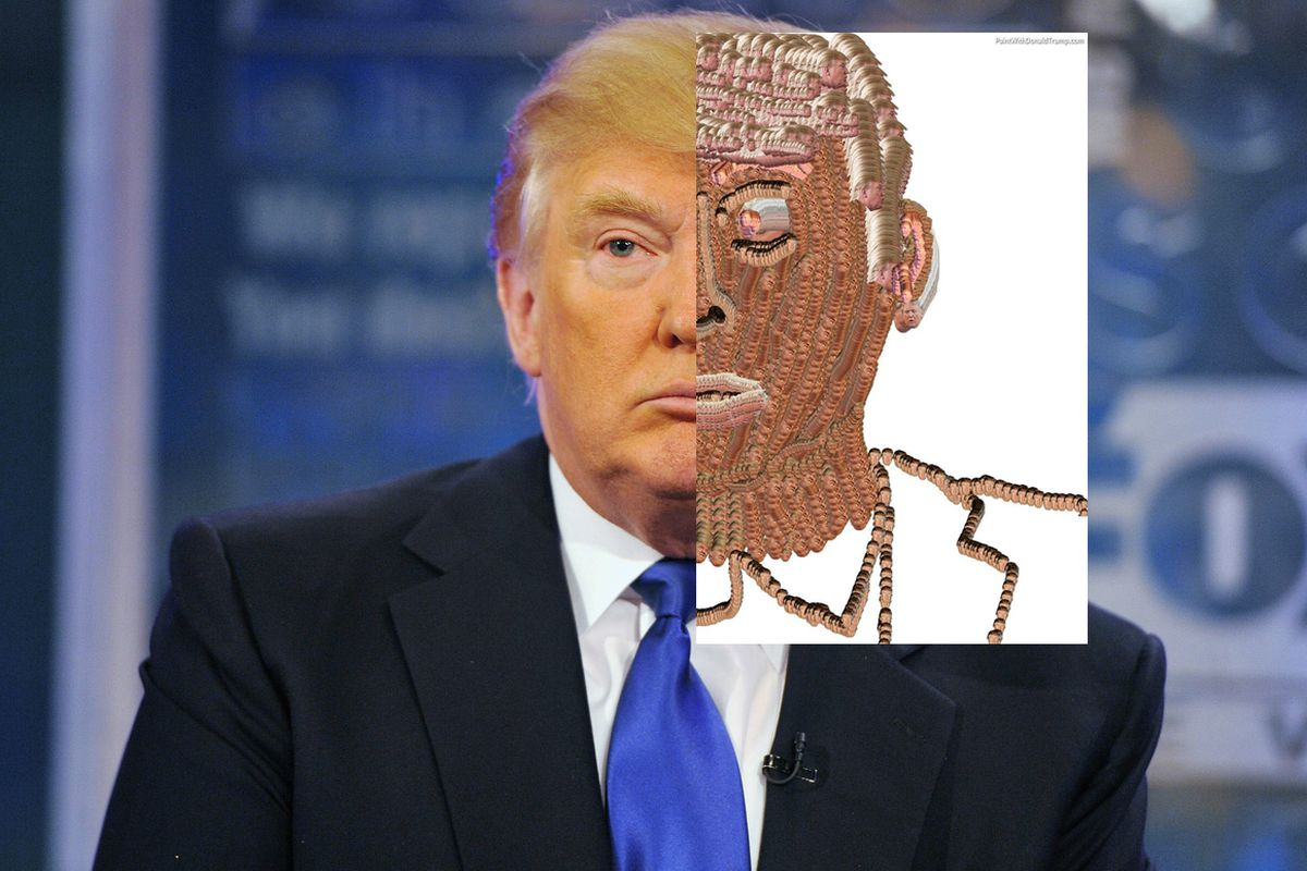 Image Result For Donald Trump And Electiona