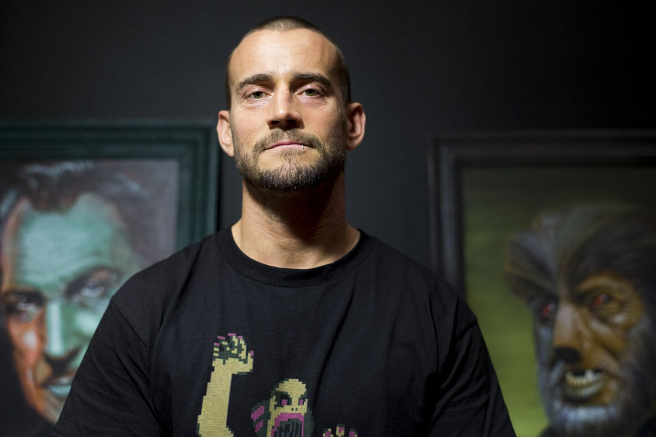 CM Punk promises victory on his UFC debut against Mickey Gall