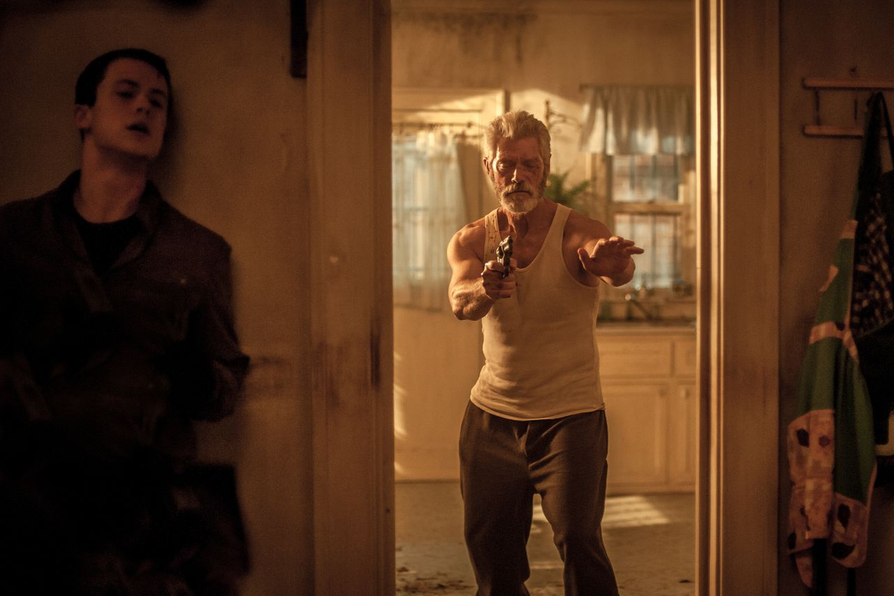 Image result for don't breathe photos