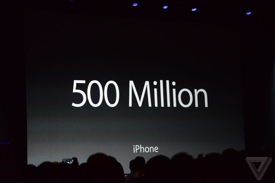 Apple has sold more than 800 million iOS devices, 130 ...