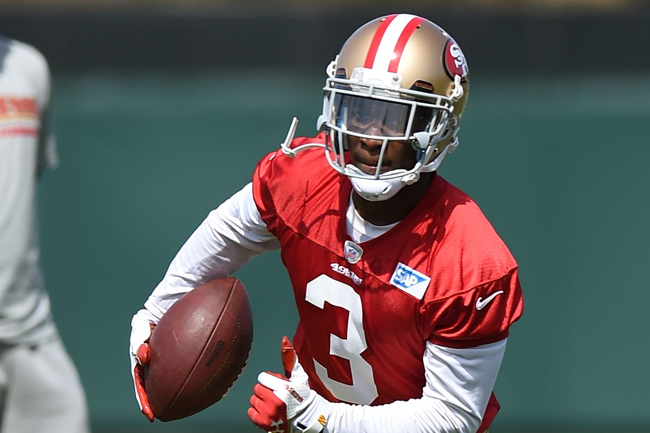 NFL Jerseys Online - 49ers sign draft pick Bruce Ellington to 4-year deal - Niners Nation