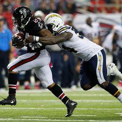 ae631b79 The Atlanta Falcons black jerseys return tomorrow against the 49ers ...